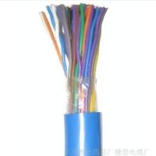 矿用拉力电缆-矿用通信拉力电缆-七芯拉力电缆带插头