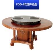 FDD-80双炉转盘图片