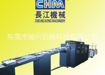 复印纸令包箱生产线图片