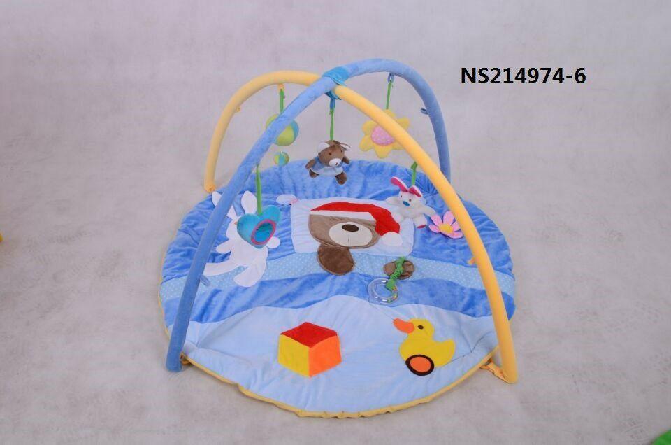 新款益智玩具婴儿游戏垫销售