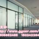 杭州史贝斯专接办公室隔断工程玻璃图片