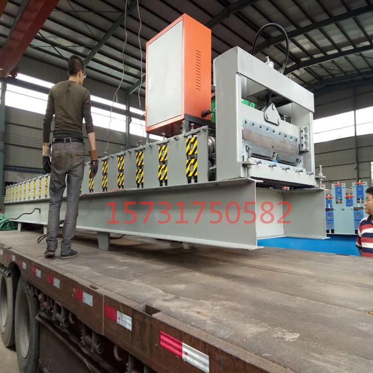 全自动角驰压瓦机设备 角驰820压瓦机 厂家直销自产