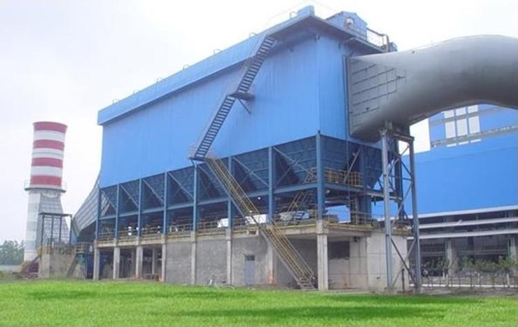 TFC型分室反吹风布袋除尘器 耐高温电厂除尘器 北京锅炉除尘器 袋式仓顶除尘器