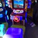 商丘虞城游乐园环球赛车投币游戏机图片