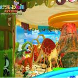【厂家直销淘气堡】室内大小型儿童乐园拓展 闯关 蹦床游乐场设备