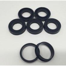 硅胶密封防水圈 O型密封圈 耐高温垫圈 可来图定制 硅胶密封防水圈O型密封圈价格批发