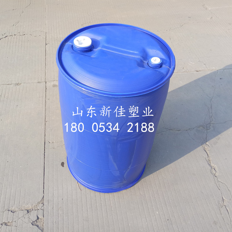 100升双环桶100公斤塑料桶图片|100升双环桶100公斤