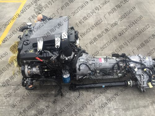 v原装特拉卡2.9t发动机变速箱原装强力2018款海马s5配件上市图片