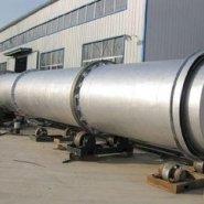 大型金属镁回转窑设备生产流程图片