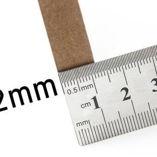 12mm之荣牌E0级中纤板图片