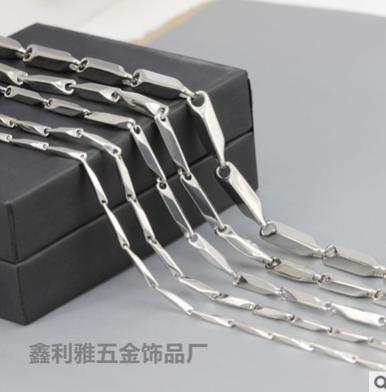 不锈钢棍子链图片/不锈钢棍子链样板图 (2)