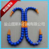 机床塑料冷却管 万向 竹节管 图斯科 塑料冷却管 长度可定做
