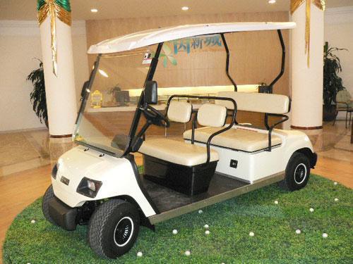 4座高尔夫观光车销售