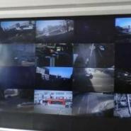 监控调度中心46寸超窄边液晶拼接图片