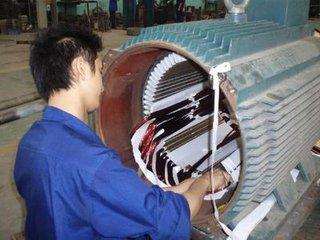广州电机机械故障的修理各品牌进口电机销售