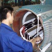 广州电机机械故障的修理图片