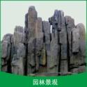 山东园林景观工程生态园林人工造景塑石假山流水园林景观规划设计