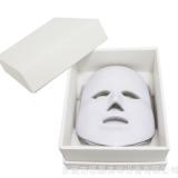 厂家直销光疗面罩彩光嫩肤仪LED光疗面膜机家用美容仪器7色彩光面罩
