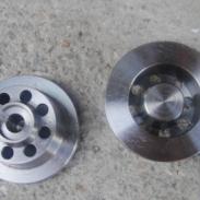 高精度五金加工 铜铁不锈钢件五金图片