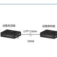 DVI 70M网线延长器图片