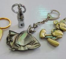 厂家直销工艺品 金属工艺品 钥匙扣 手机挂件 箱包挂件 可爱人物