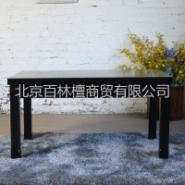 百林檀中式手工实木茶几图片