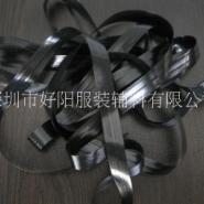 上海黑色皮筋松紧带图片