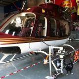 淮南直升机航拍航测 物探巡线