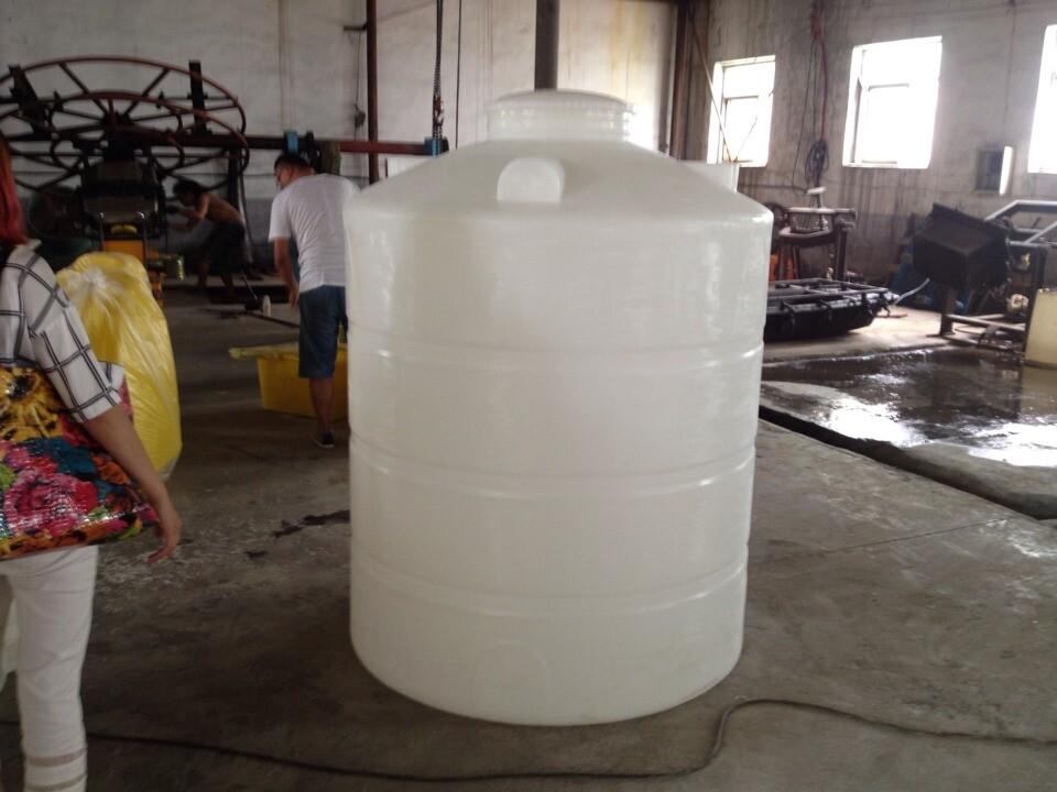浙江10吨食品级PE水箱 10000L塑料水塔 10T塑料储罐