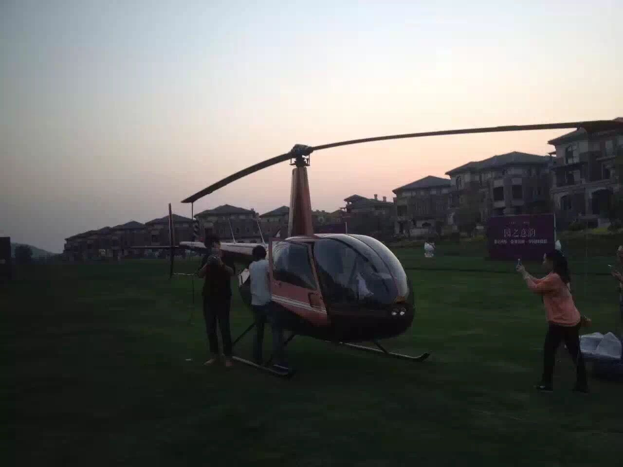 开封直升机航拍航测 物探巡线