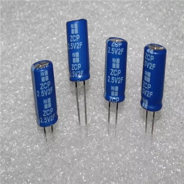 超级电容 50F 2.3V