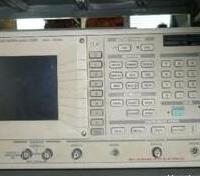 低价出售各类二手仪器*现出售爱德万R3754A网络分析仪多台