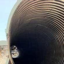 高品质热镀锌金属波纹涵管 贝尔克钢波纹管涵源头厂家批发