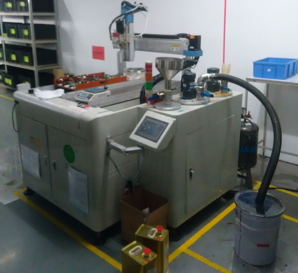 洗衣机控制板防水抗震电源PU灌封胶 洗衣机控制板灌封胶