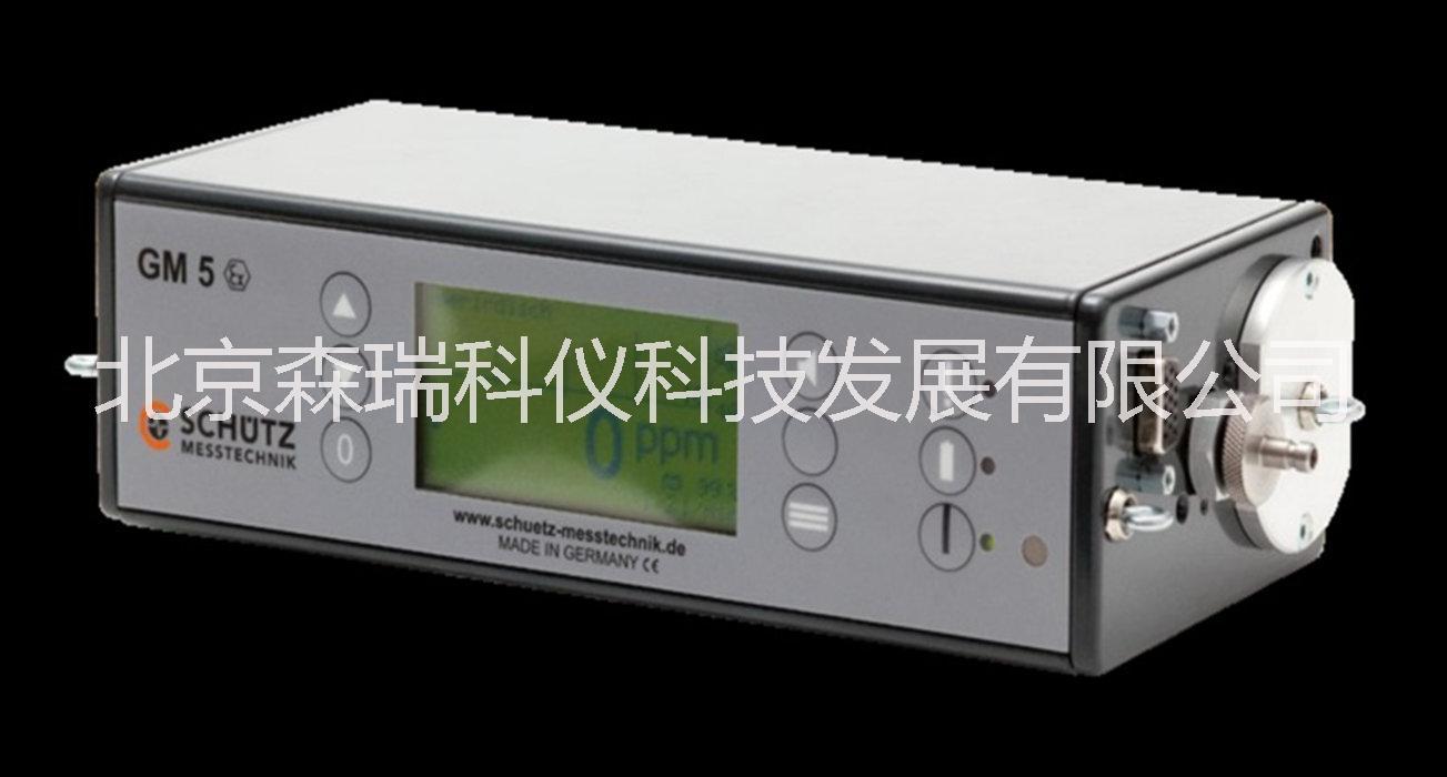 销售德国舒驰GM5多功能红外气体检测仪