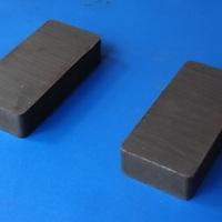 铁氧体方块、普磁、吸铁石、大磁铁、黑色磁普通磁铁 图片|效果图