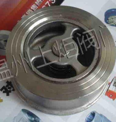 不锈钢对夹式止回阀图片/不锈钢对夹式止回阀样板图 (4)