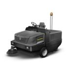 德国凯驰KM170/600 RD座驾式扫地机驾驶式扫地车进口大面积扫地机清扫机