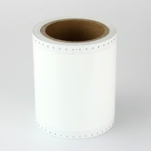 MAX彩色标签打印纸 SL-S112白色贴纸110mm×10M MAX彩色标签打印纸批发商