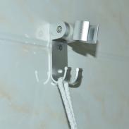 花洒喷头支架可调底座固定淋浴座卡图片