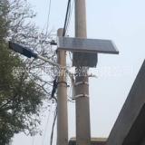 电线杆抱箍太阳能路灯价格   抱箍路灯