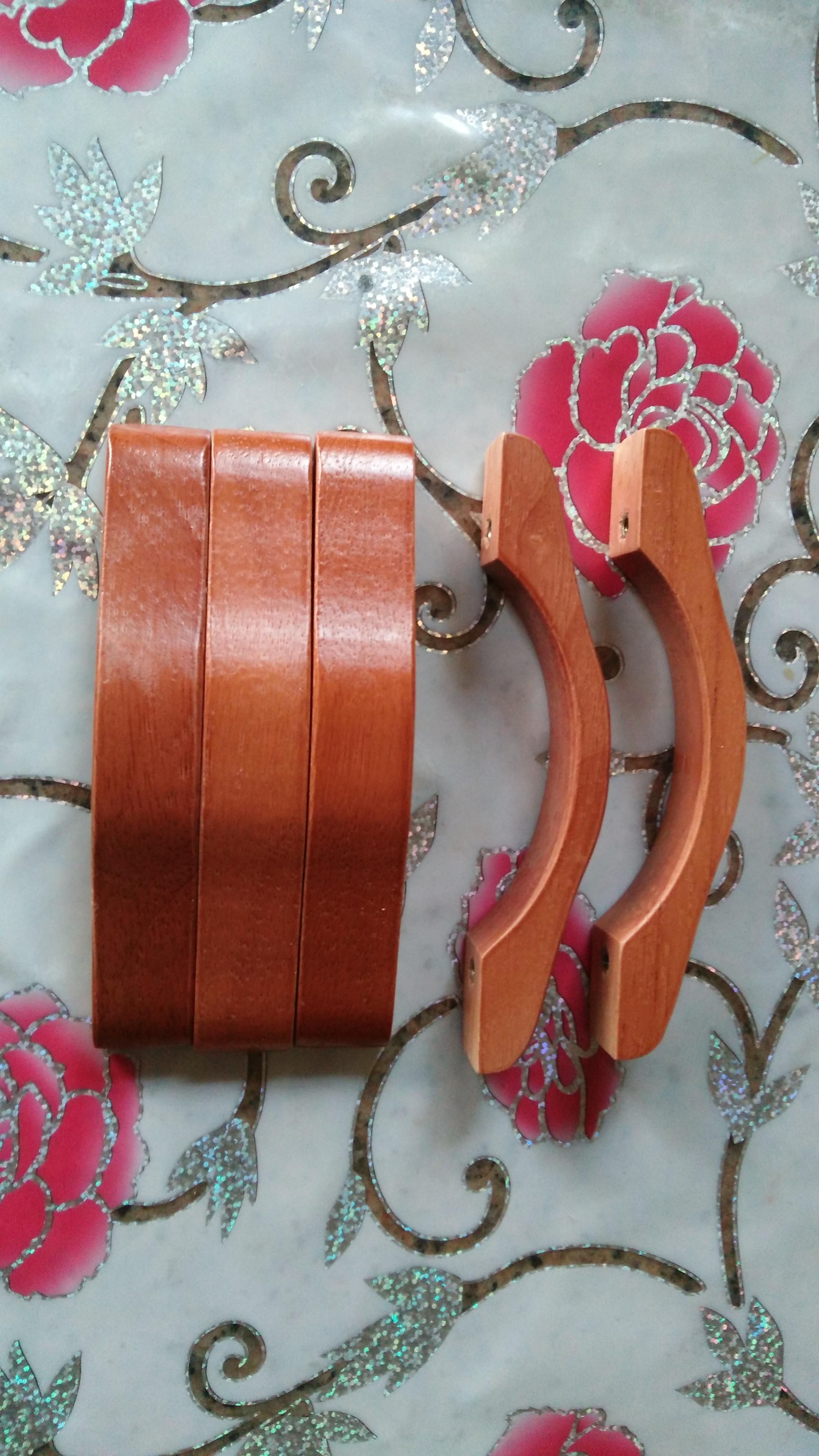 橡胶木、榉木CT903孔桥96# 抽屉把手批发  抽屉把手价格