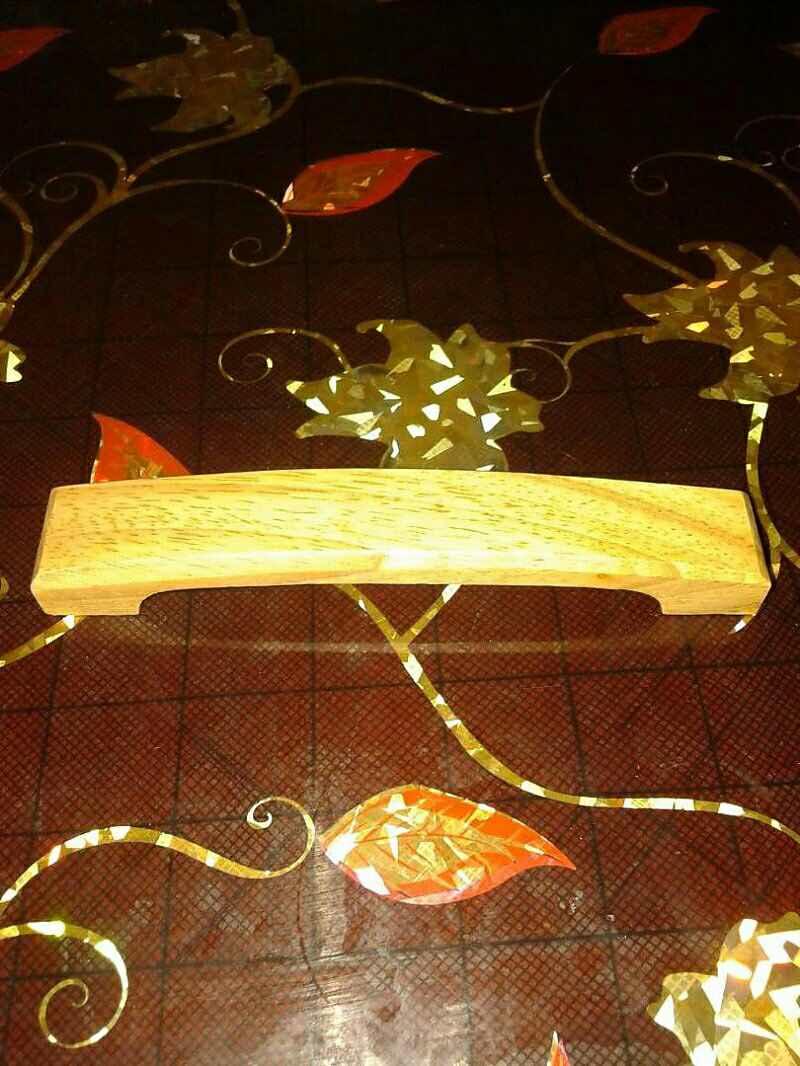 橡胶木、榉木CT901平桥96#抽屉把手厂家 抽屉把手批发
