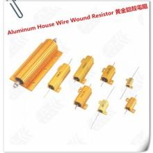 厂家直销黄金铝壳电阻器