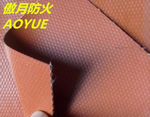 硅胶防火布图片/硅胶防火布样板图 (4)