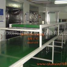 输送带 输送设备  地轨式涂装流水线  工业流水线生产传送设备