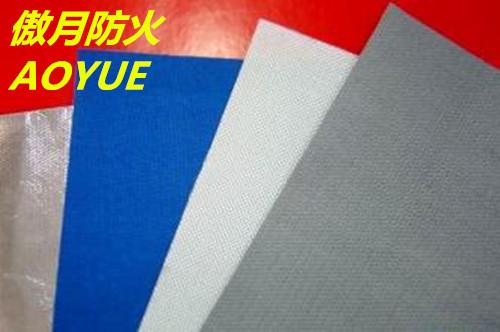 硅胶防火布图片/硅胶防火布样板图 (3)