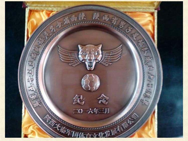 陕西庆典锌合金看盘定制厂家   西安看盘生产厂家