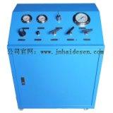 激光切割机专用高压氮气系统-气体增压机-济南海德森诺流体设备有限公司