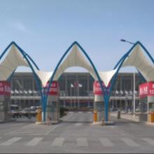 湖北武汉入口膜结构工程厂家报价/安装价格